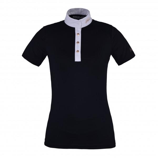 Kingsland Oliva Kurzarm-Turnierhemd für Damen